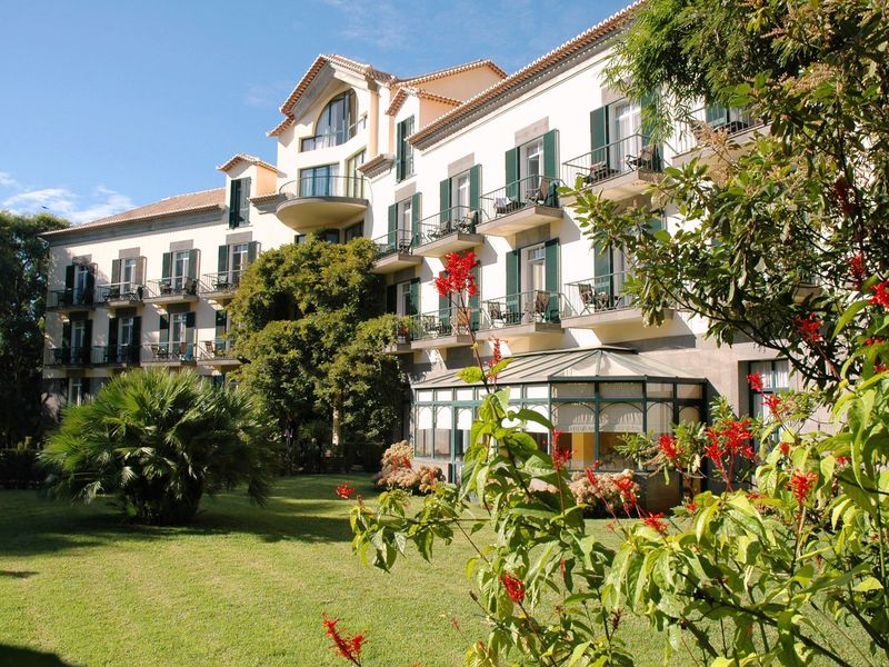 Galeria quinta da bela vista madeira hotels 5 star for Design boutique hotel funchal