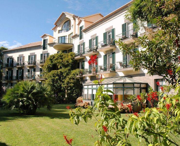 Quartos quinta da bela vista madeira hotels 5 star for Leading boutique hotels